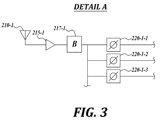 Starlink phased array patent – US – figures (9)