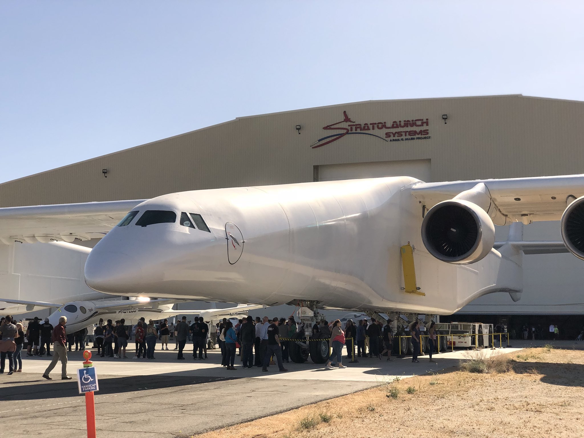 Stratolaunch Roc May 2018