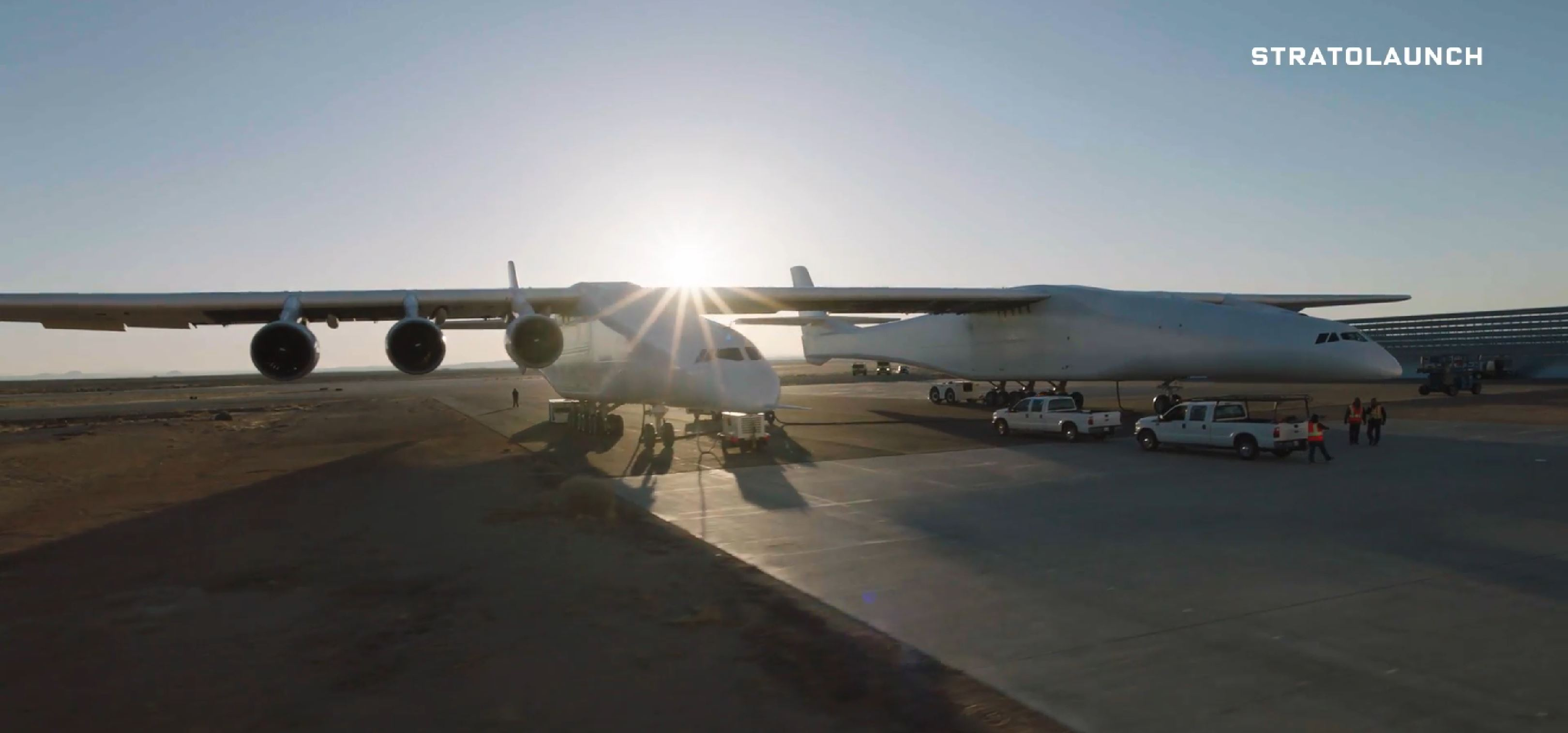 Stratolaunch Roc (Stratolaunch) 1
