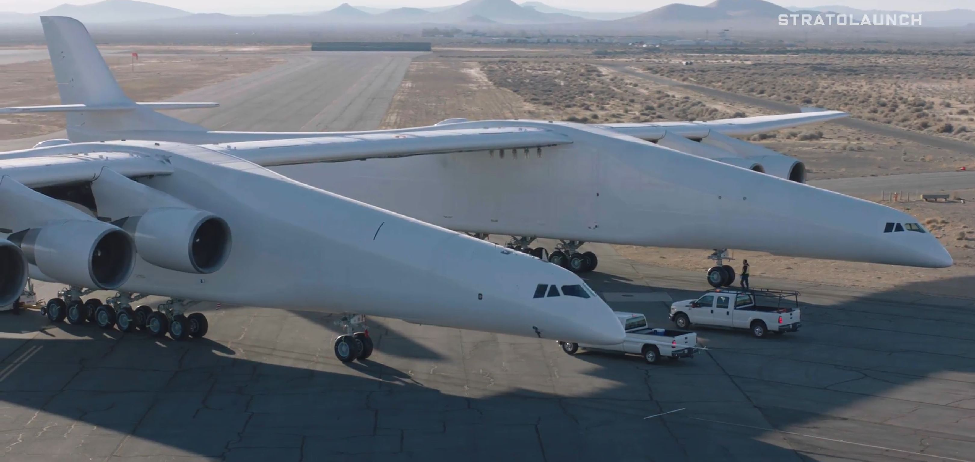 Stratolaunch Roc (Stratolaunch) 9