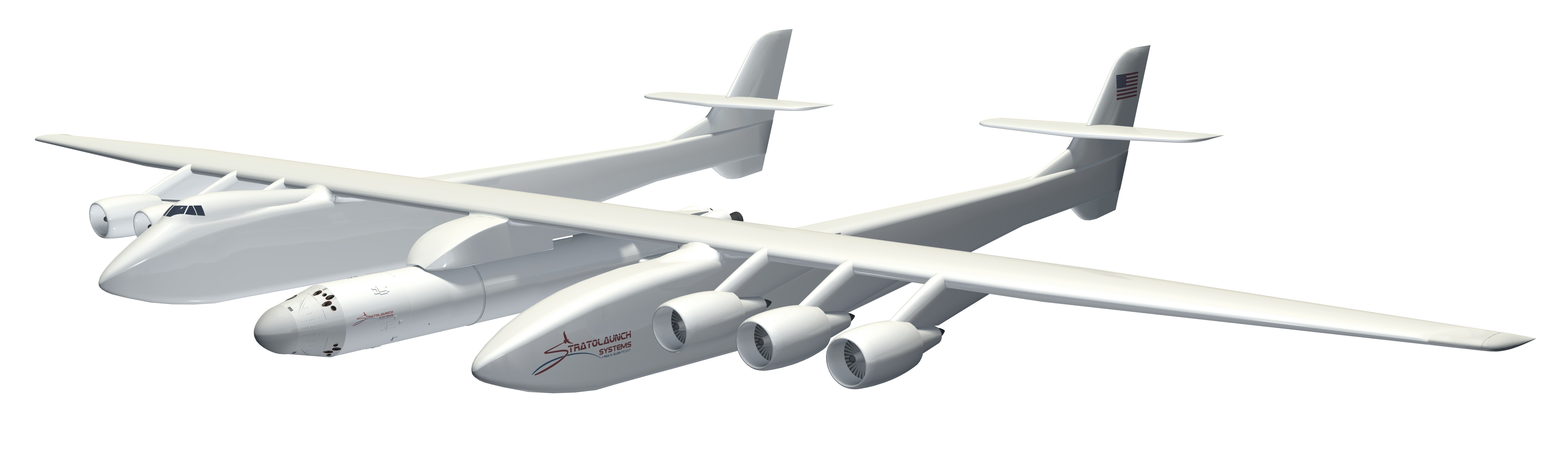Stratolaunch and Falcon 5 Air (Stratolaunch and Dynetics) 2