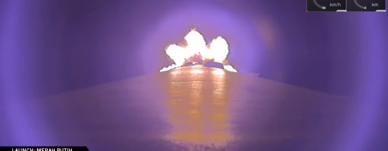 Telkom 4 B1046 webcast (SpaceX) 3