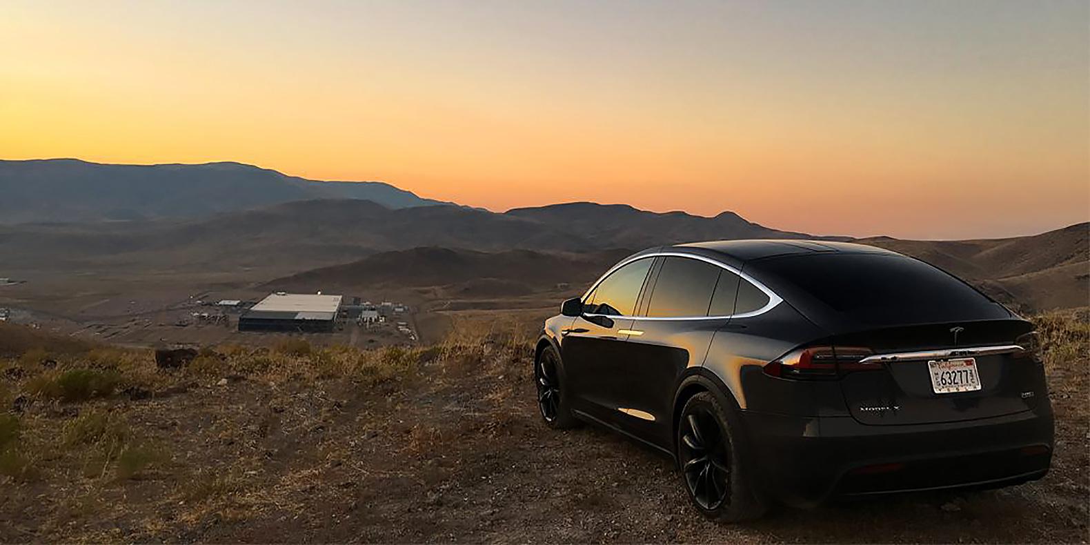 Tesla Shares Jump After Report Of Saudi Arabian Sovereign