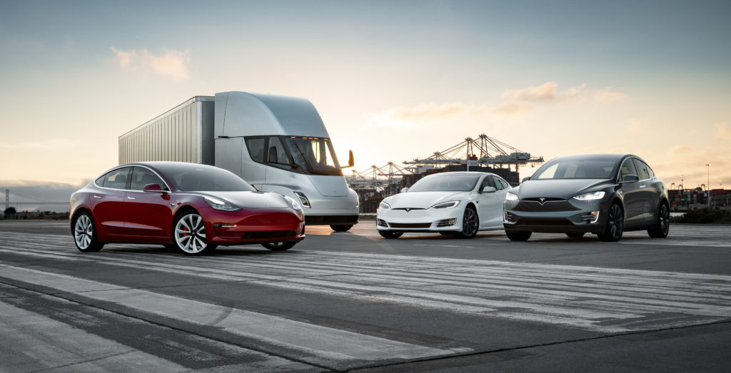 Tesla is mainly responsible for the growth of the US' EV market share, says study