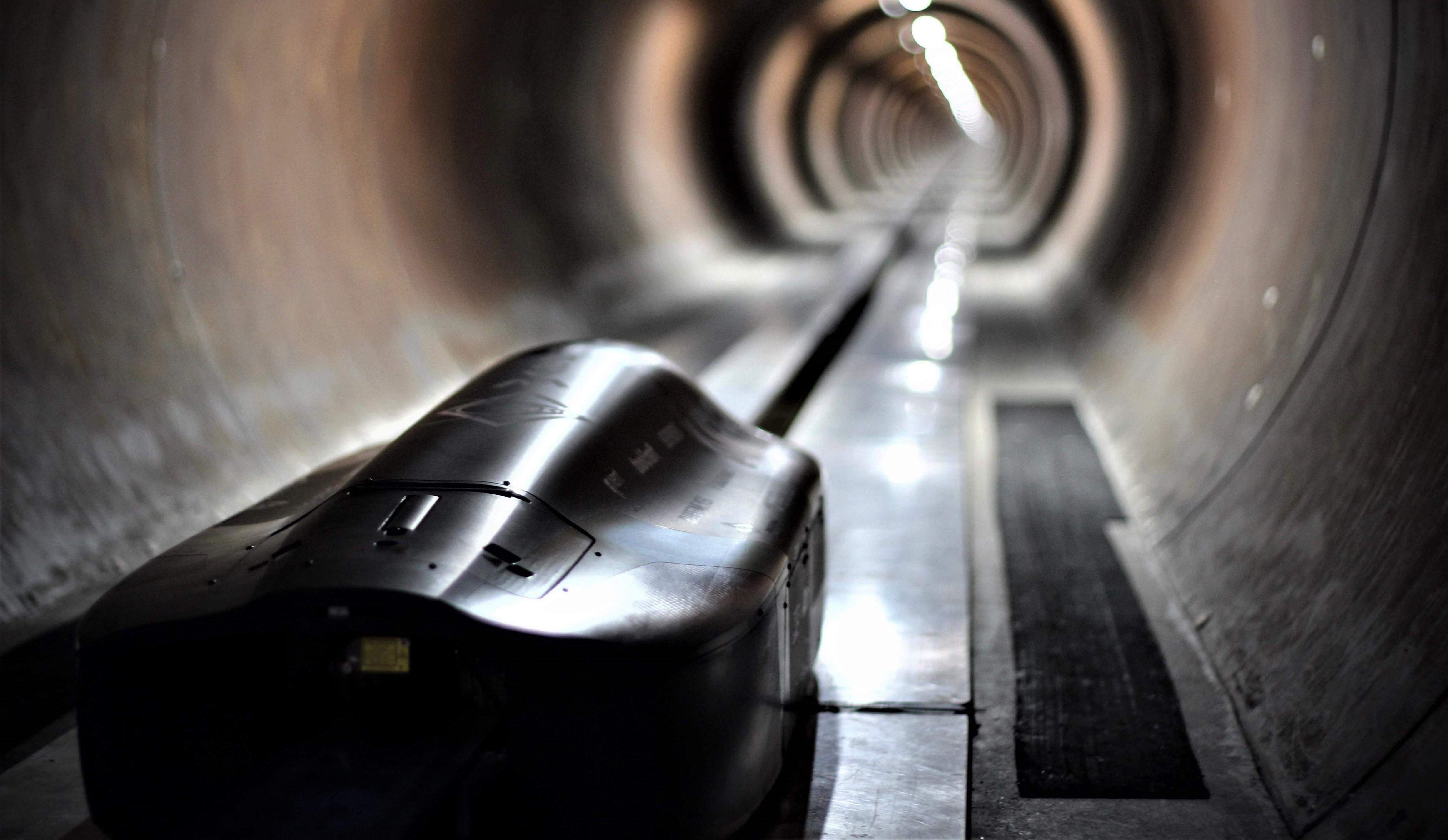 WARR Hyperloop pod Competition 3 (WARR) 1