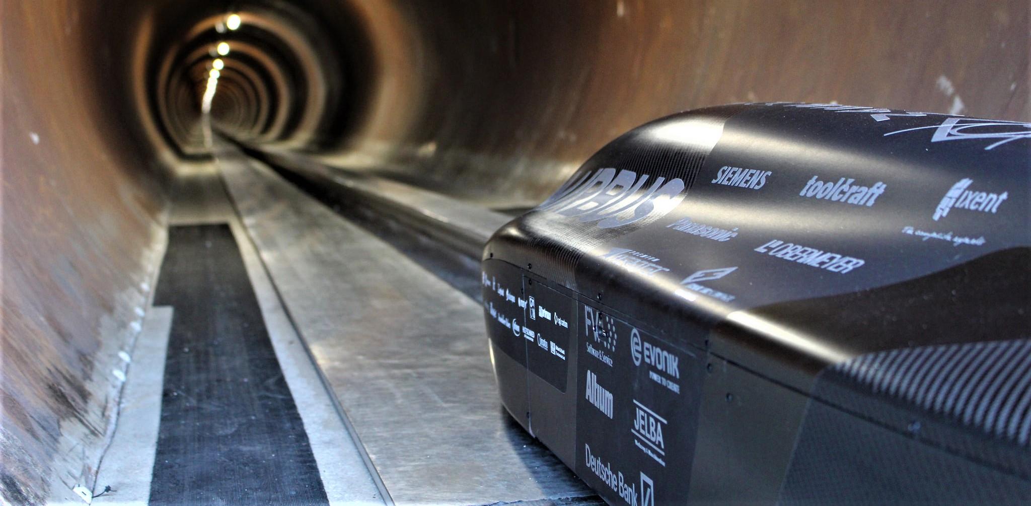 WARR Hyperloop pod Competition 3 (WARR) 2