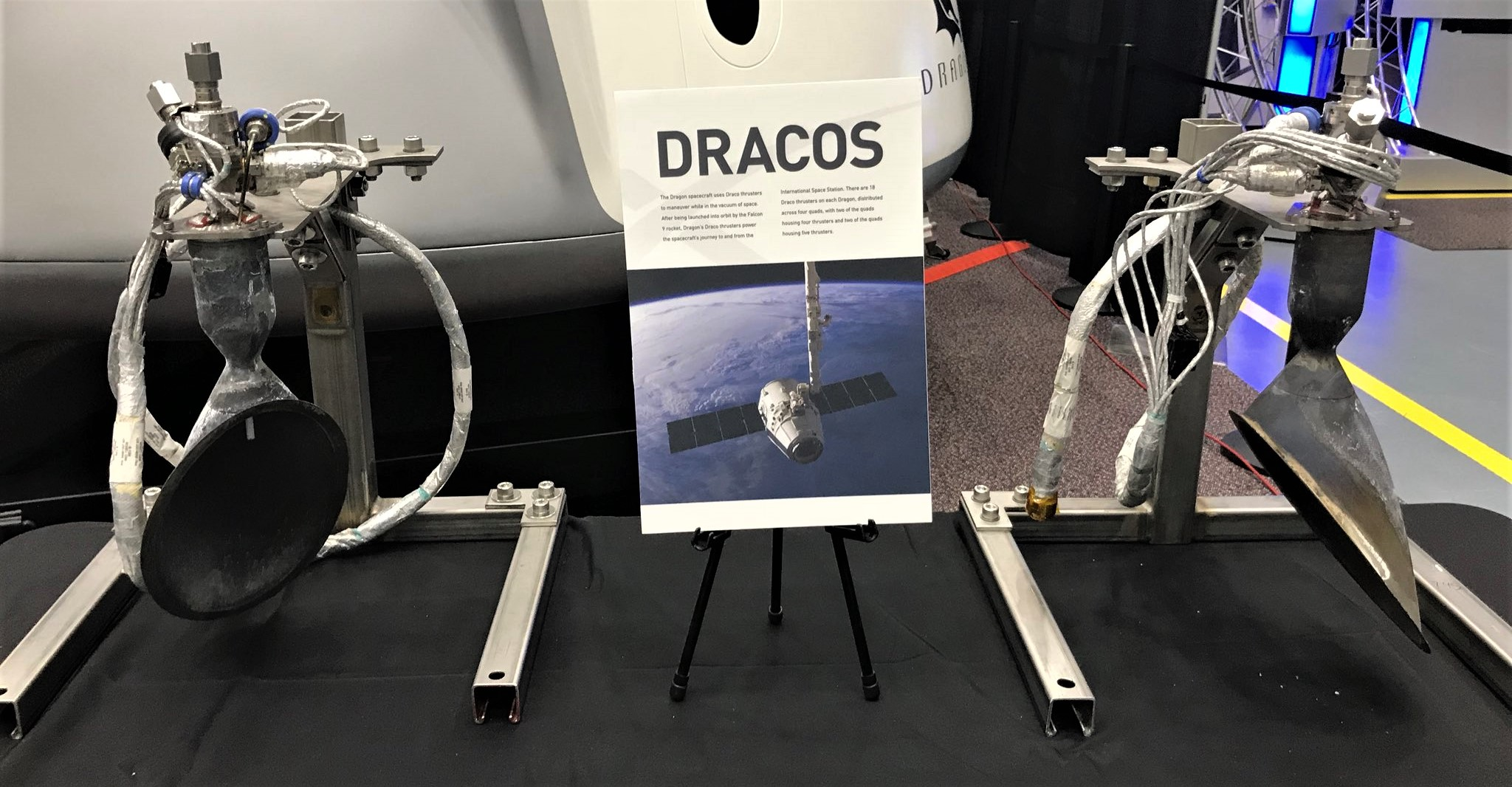 flight-proven Dracos Cargo Dragon (Eric Berger)