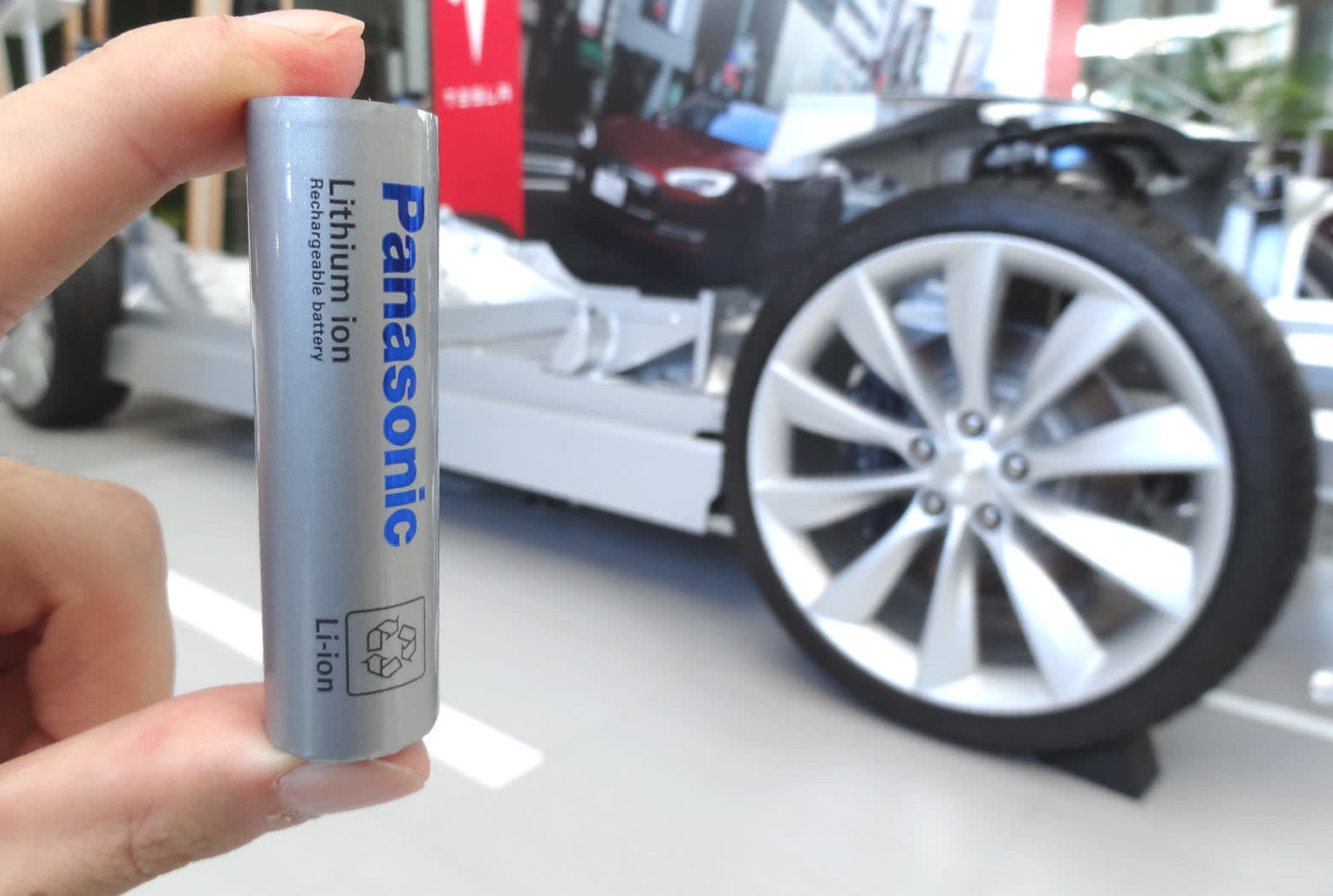 Tesla S Battery Business Expected To Contribute To