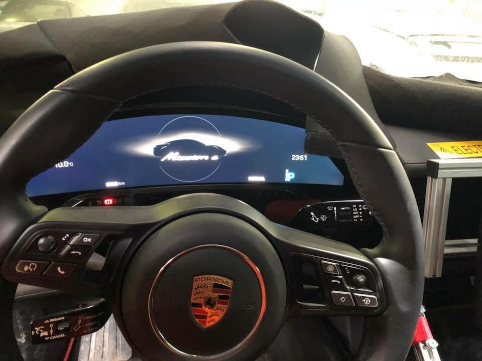 Porsche Taycan Nz Interior 5 Teslarati