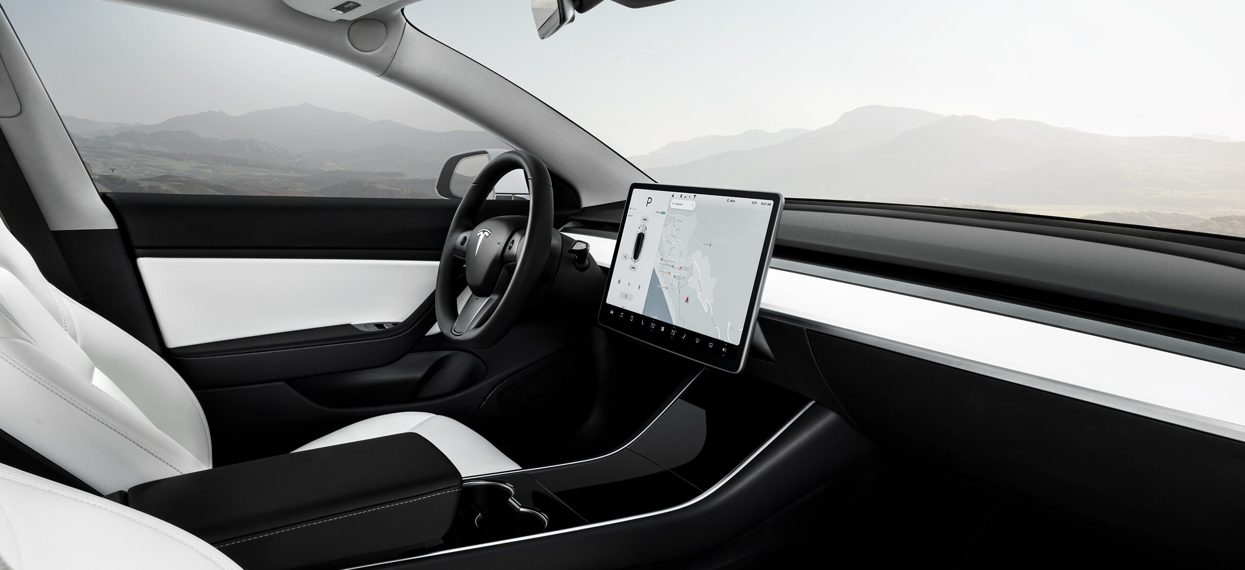 tesla-model-3-white-interior