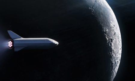 SpaceX has announced that BFR's first crewed lunar voyage will be funded by billionaire Yasuka Maezawa and will include as many as 10 additional passengers. (SpaceX)