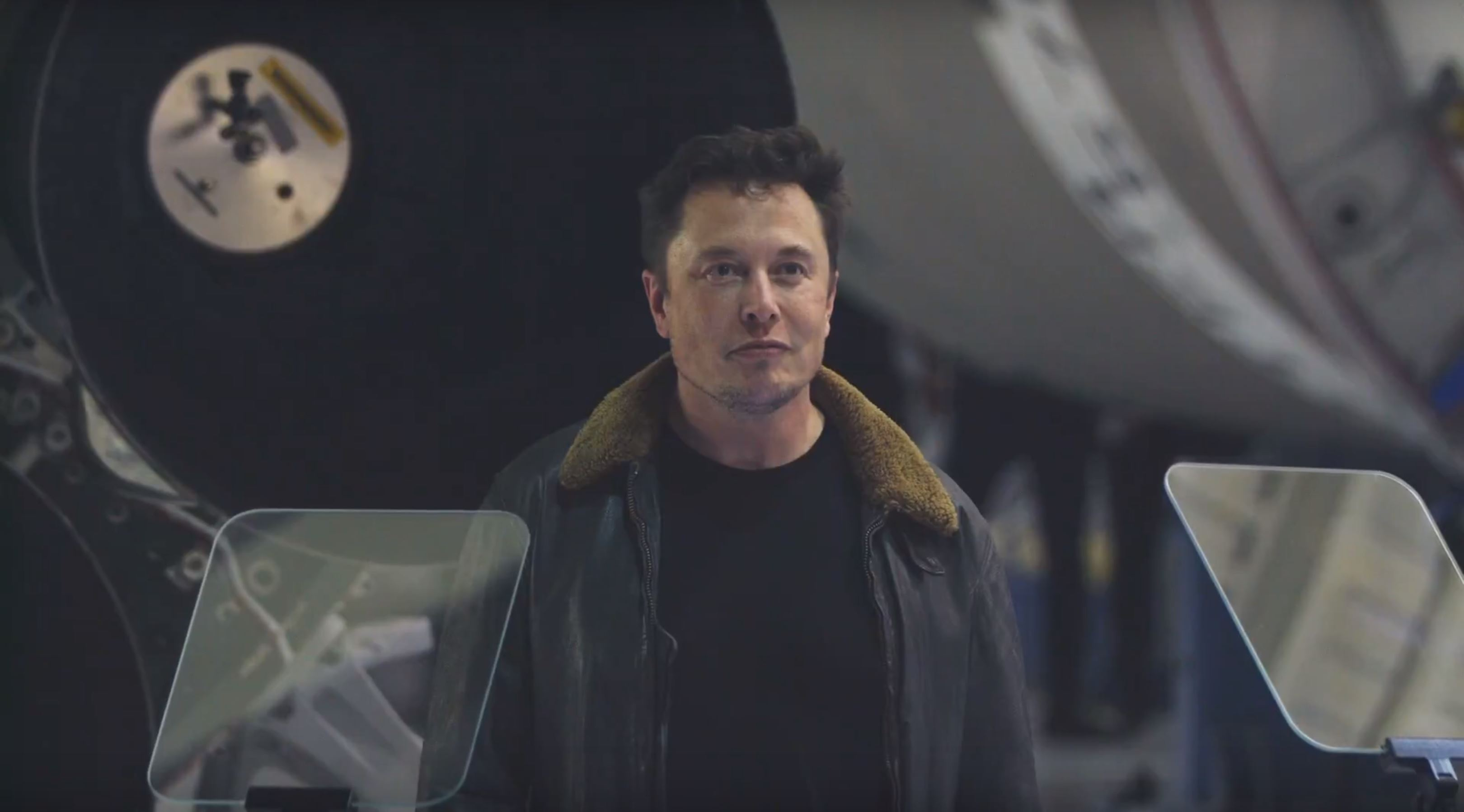 BFR 2018 event Elon Musk (SpaceX) 1