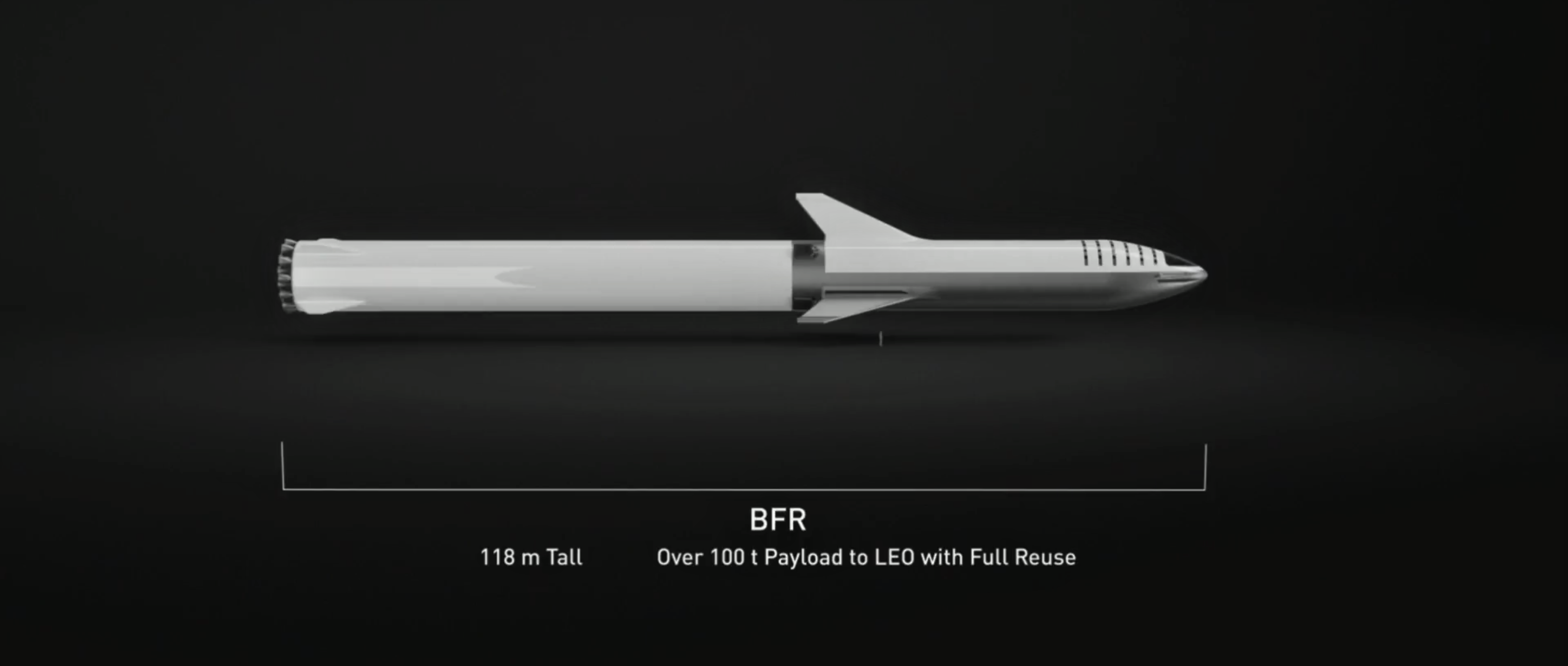 BFR 2018 event slides (SpaceX) 1