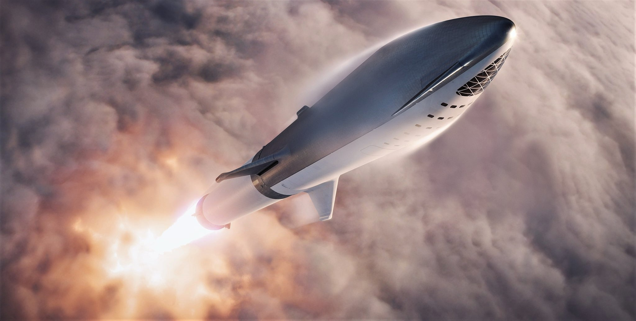BFR 2018 launch (SpaceX) crop