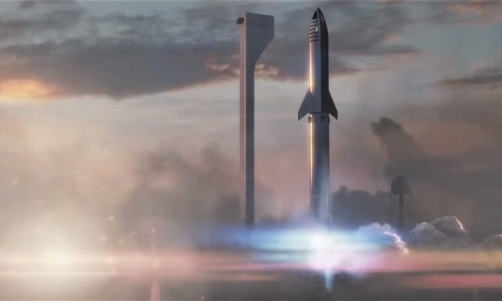 Elon Musk Pegs Spacex Bfr Program At 5b As Nasa S Rocket