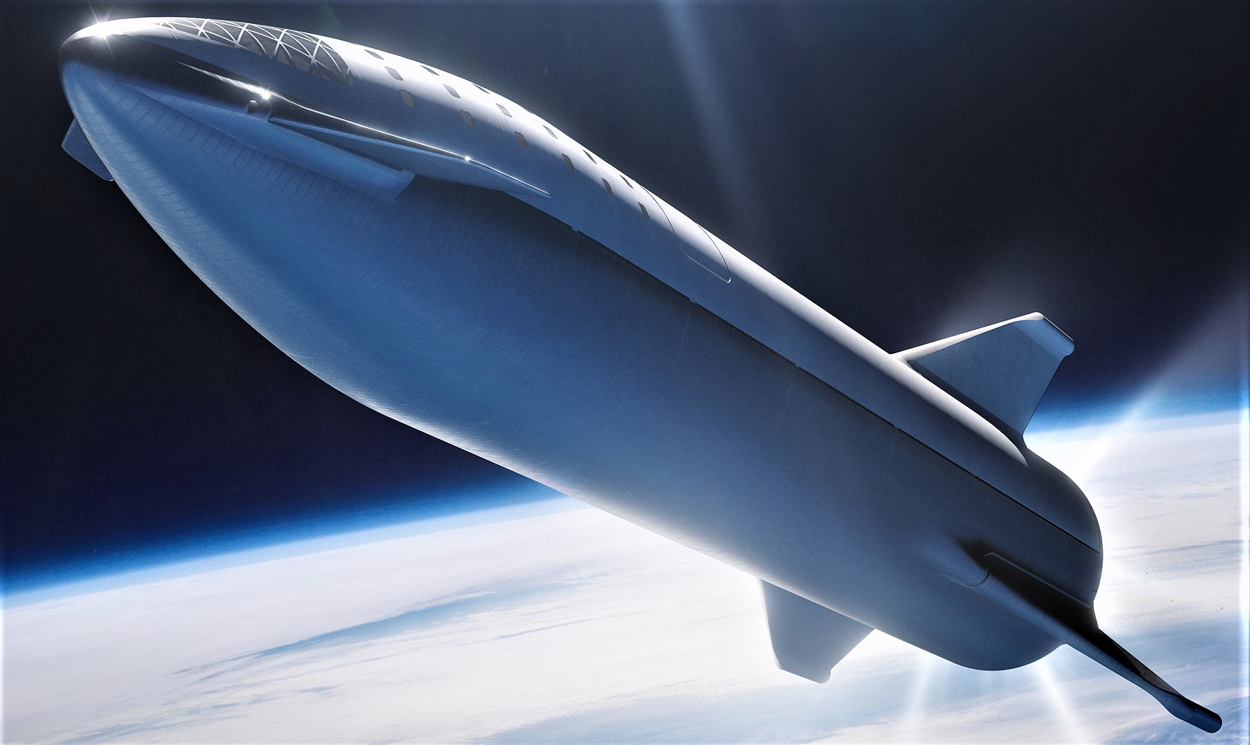News					SpaceX's BFR rocket and spaceship look more real than ever in new 4K renders