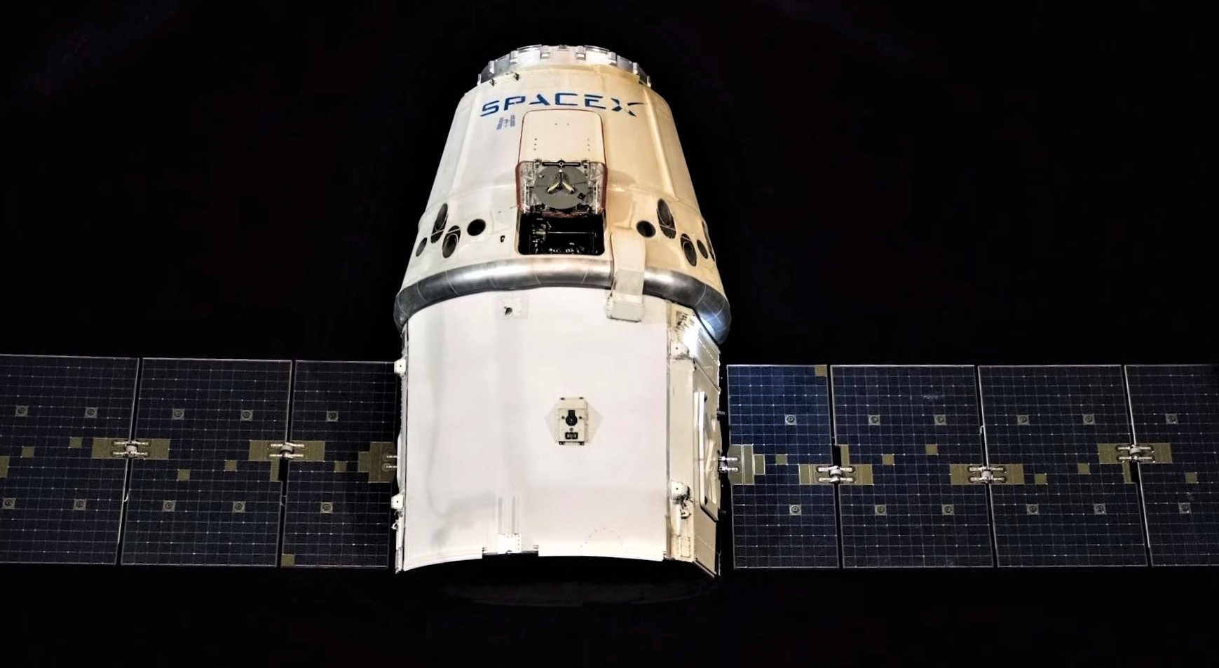CRS-15 departure 4K (ESA) 10
