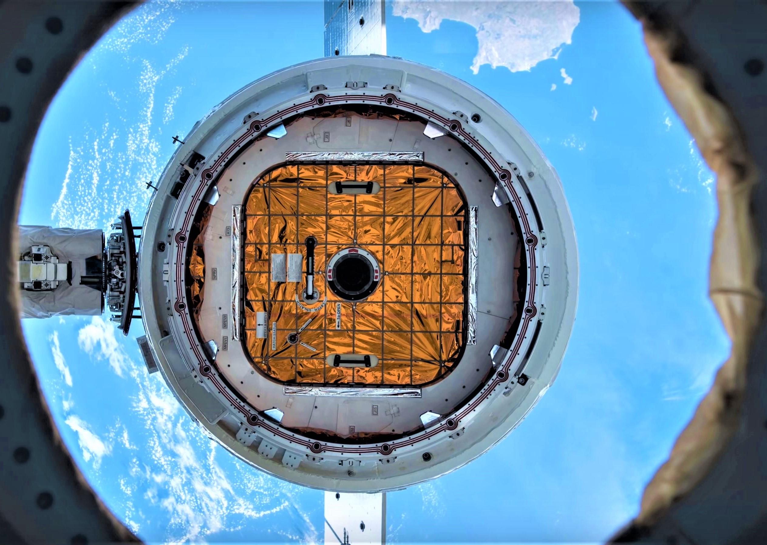 CRS-15 departure 4K (ESA) 3