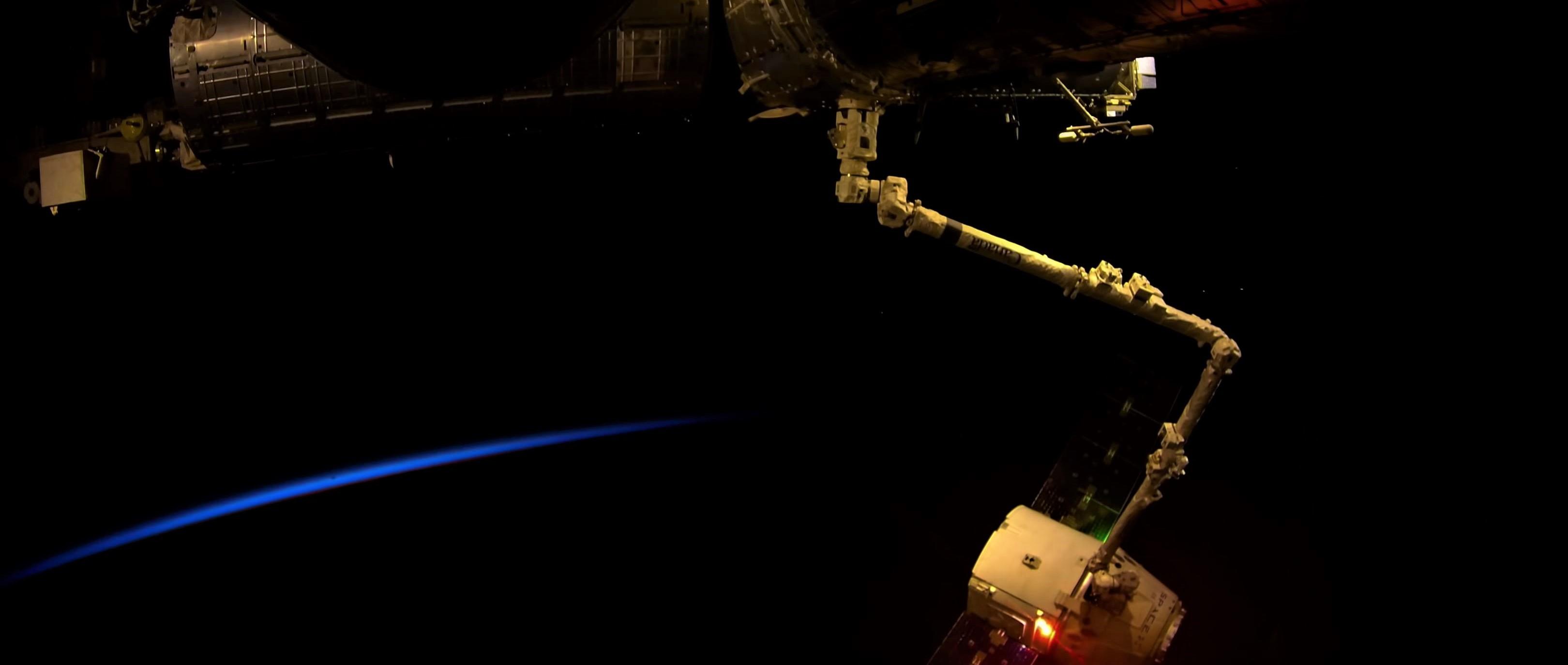 CRS-15 departure 4K (ESA) 6