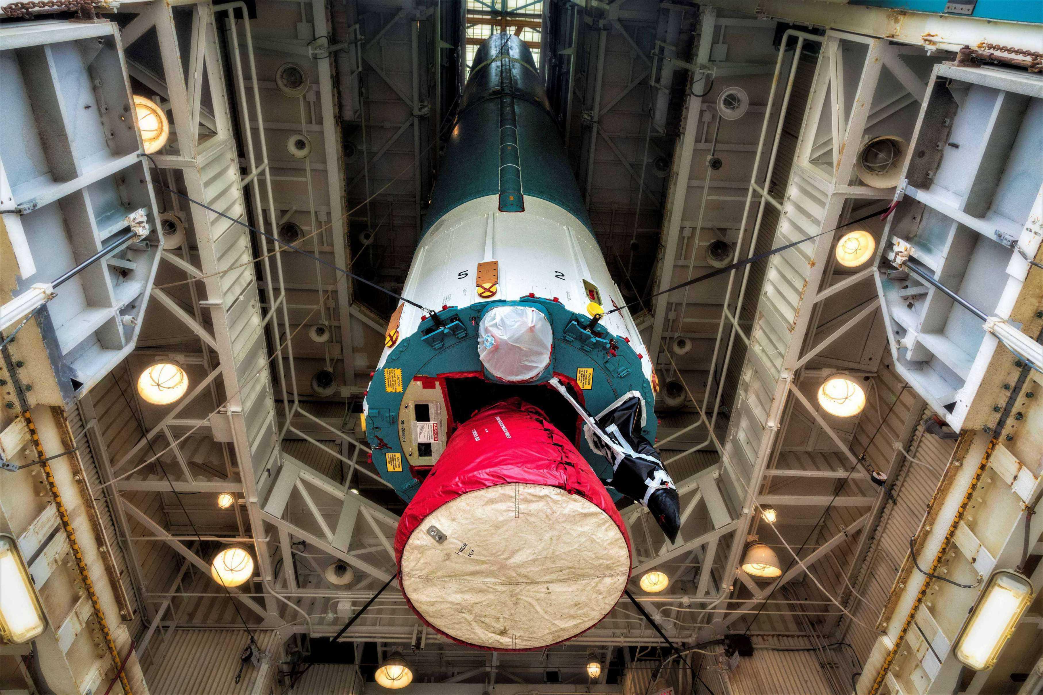 Delta II ICESat-2 prep (ULA) (2)
