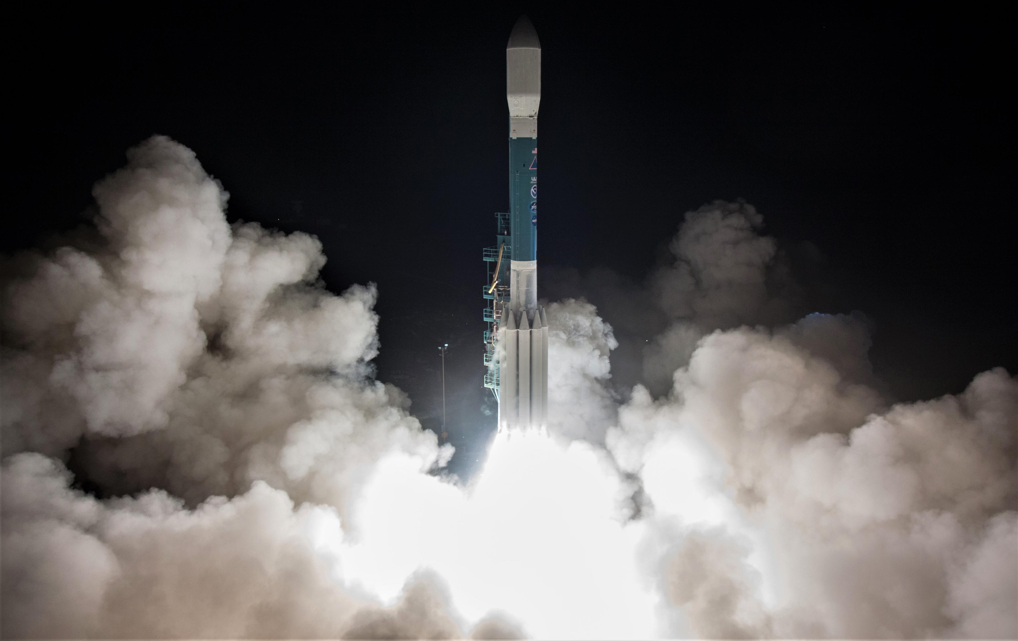 Delta II JPSS-1