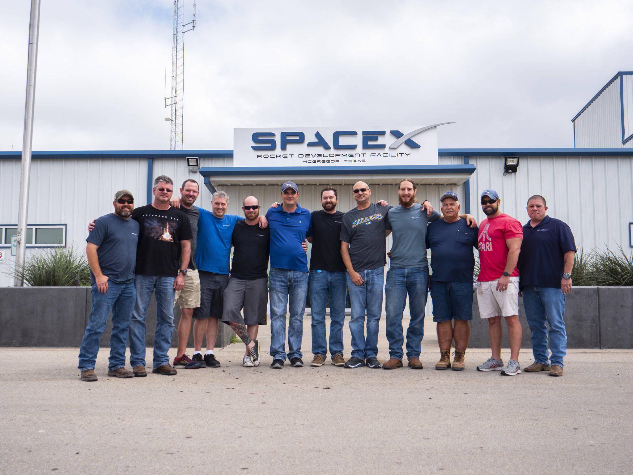 Falcon 1 Flight 4 10 year anniversary McGregor (SpaceX)