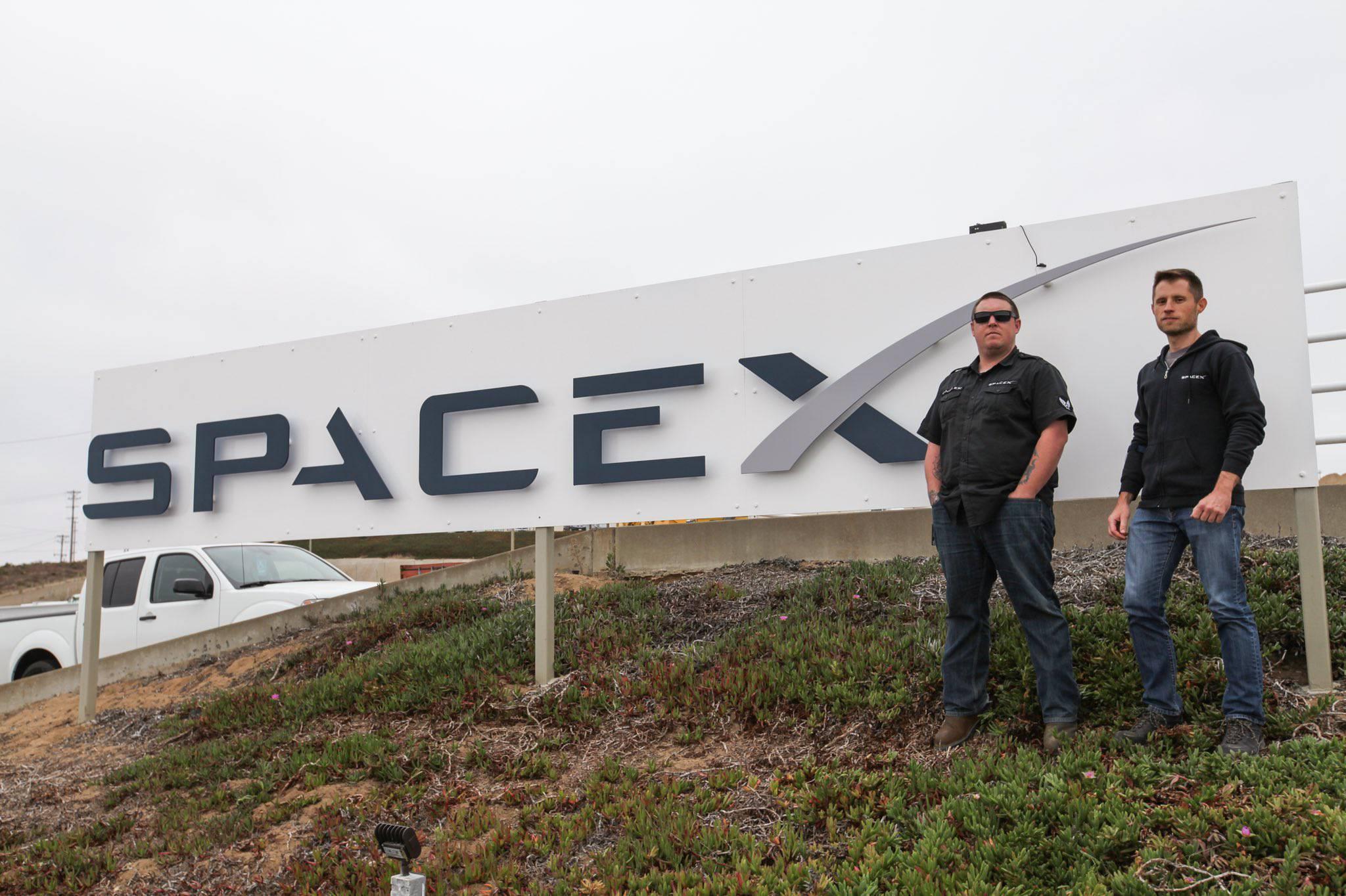 Falcon 1 Flight 4 10 year anniversary SLC-4 (SpaceX)