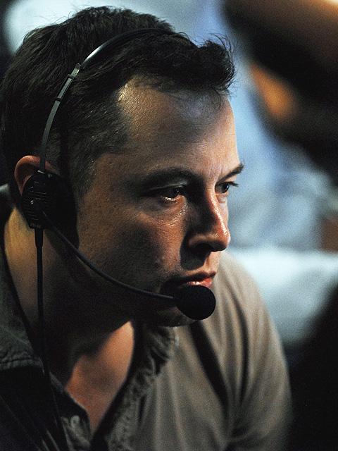 Falcon 1 Flight 4 Elon (SpaceX) 4