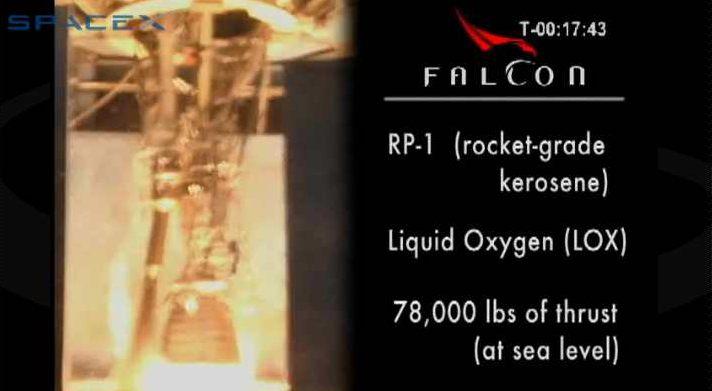 Falcon 1 Flight 4 webcast (SpaceX) 2