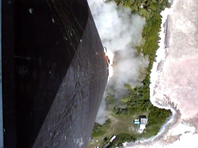 Falcon 1 Flight 4 webcast (SpaceX) 9