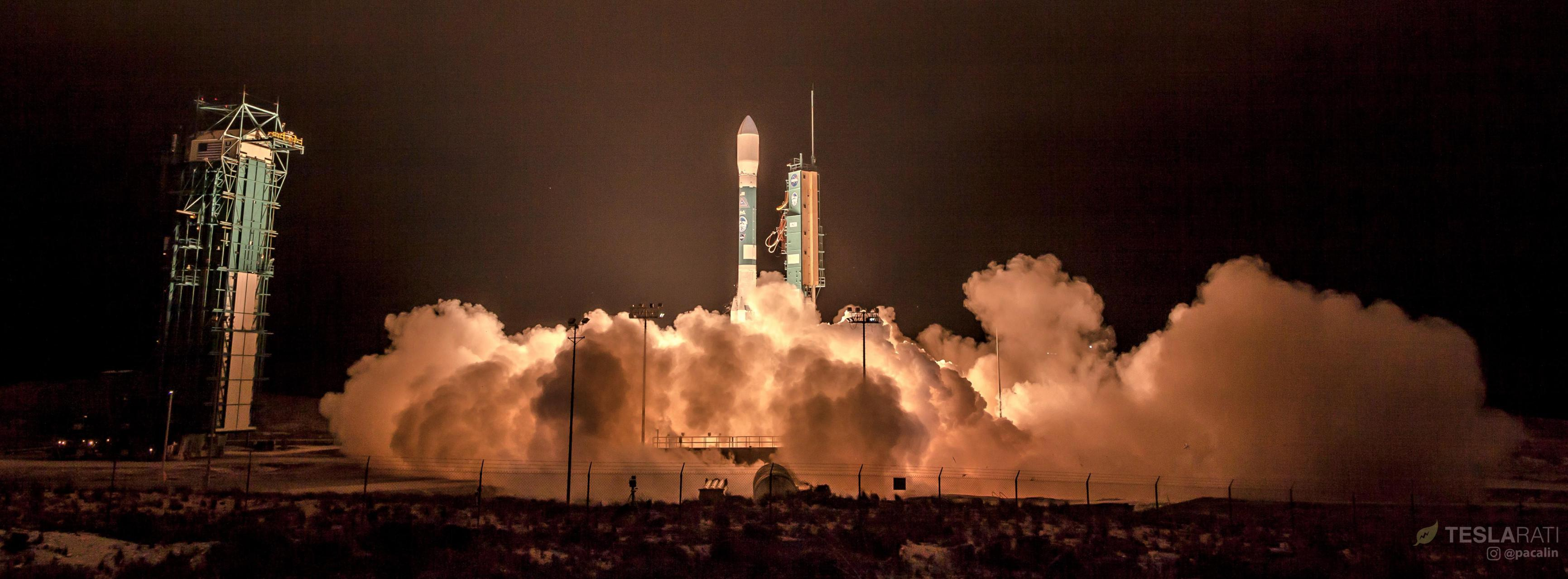 ICESat-2 on Delta II (Pauline Acalin) 1