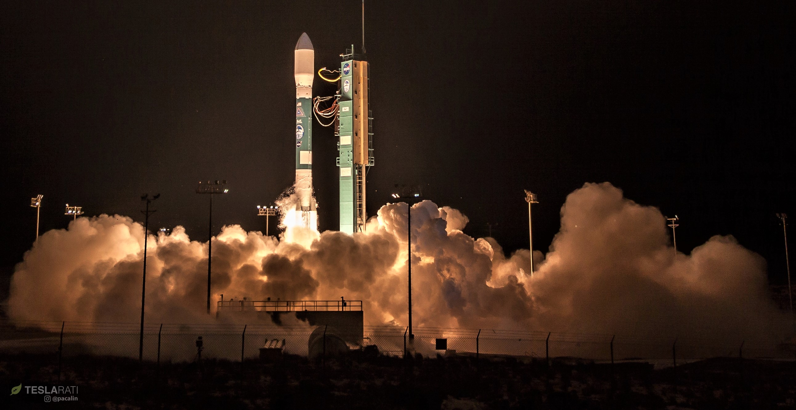 ULA readies its last Delta II to launch NASA's ICESat-2 mission