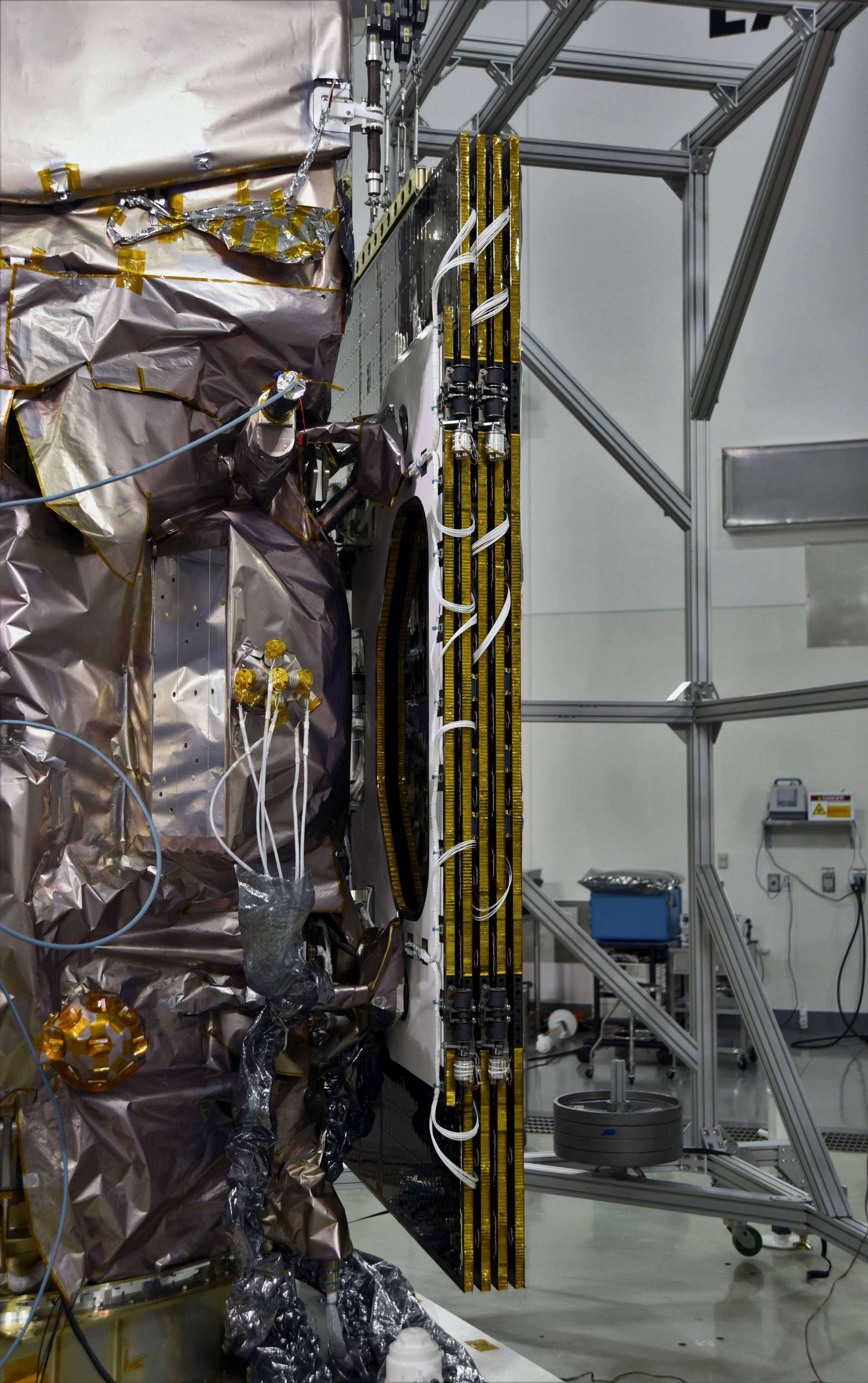 ICESat-2 testing (NASA) 2