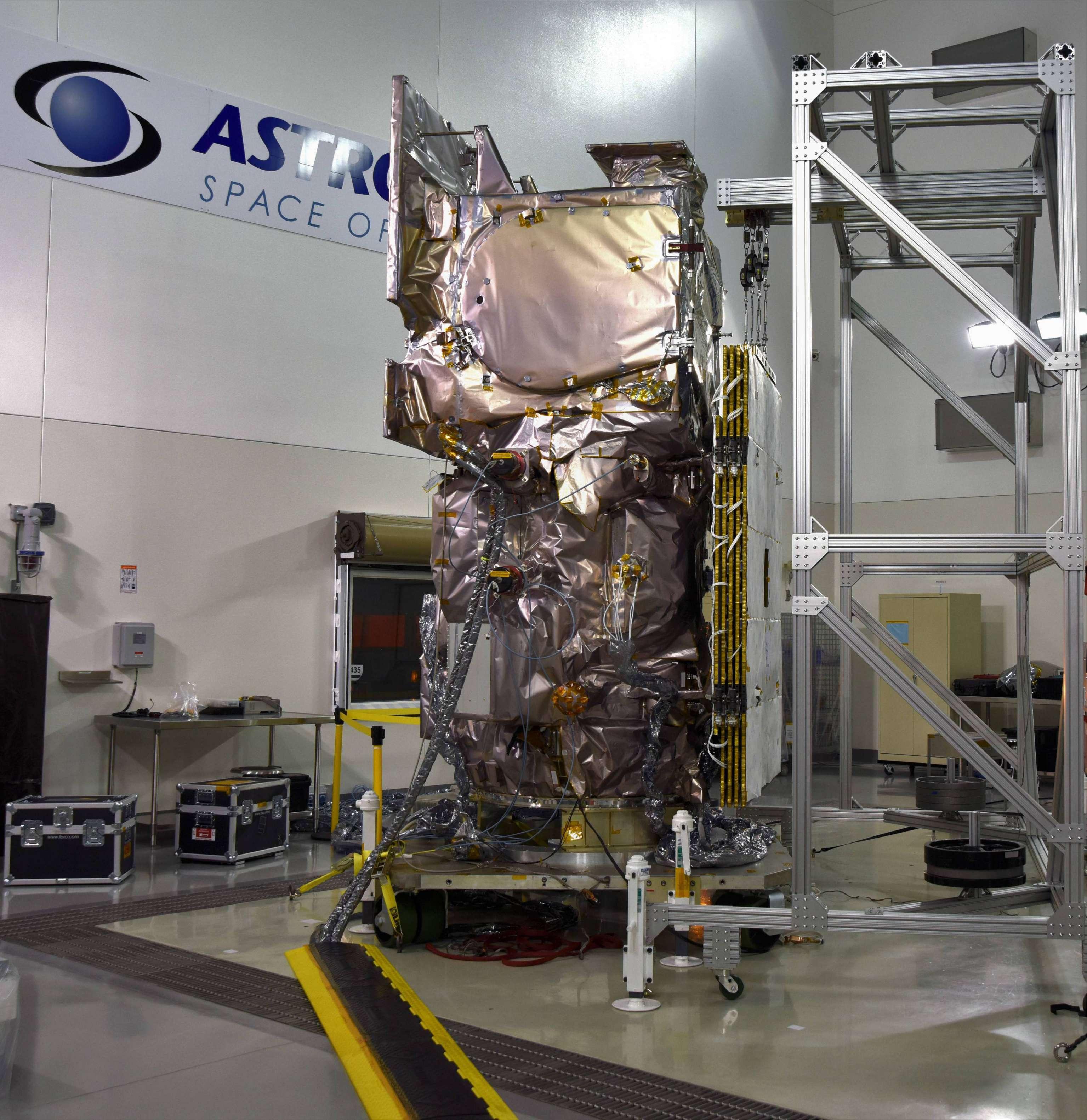 ICESat-2 testing (NASA) 3