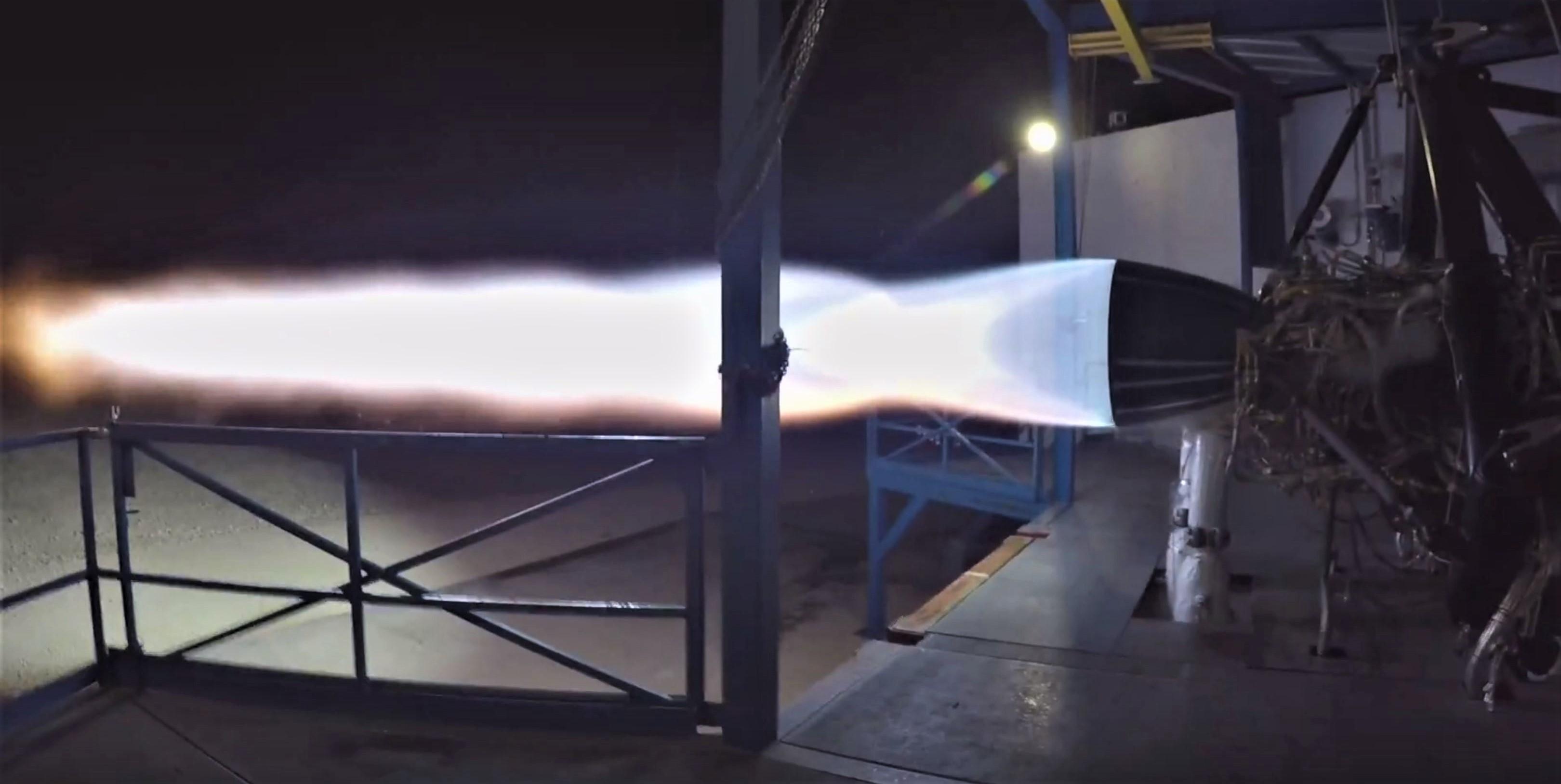 Raptor testing 2018 (SpaceX) crop 2
