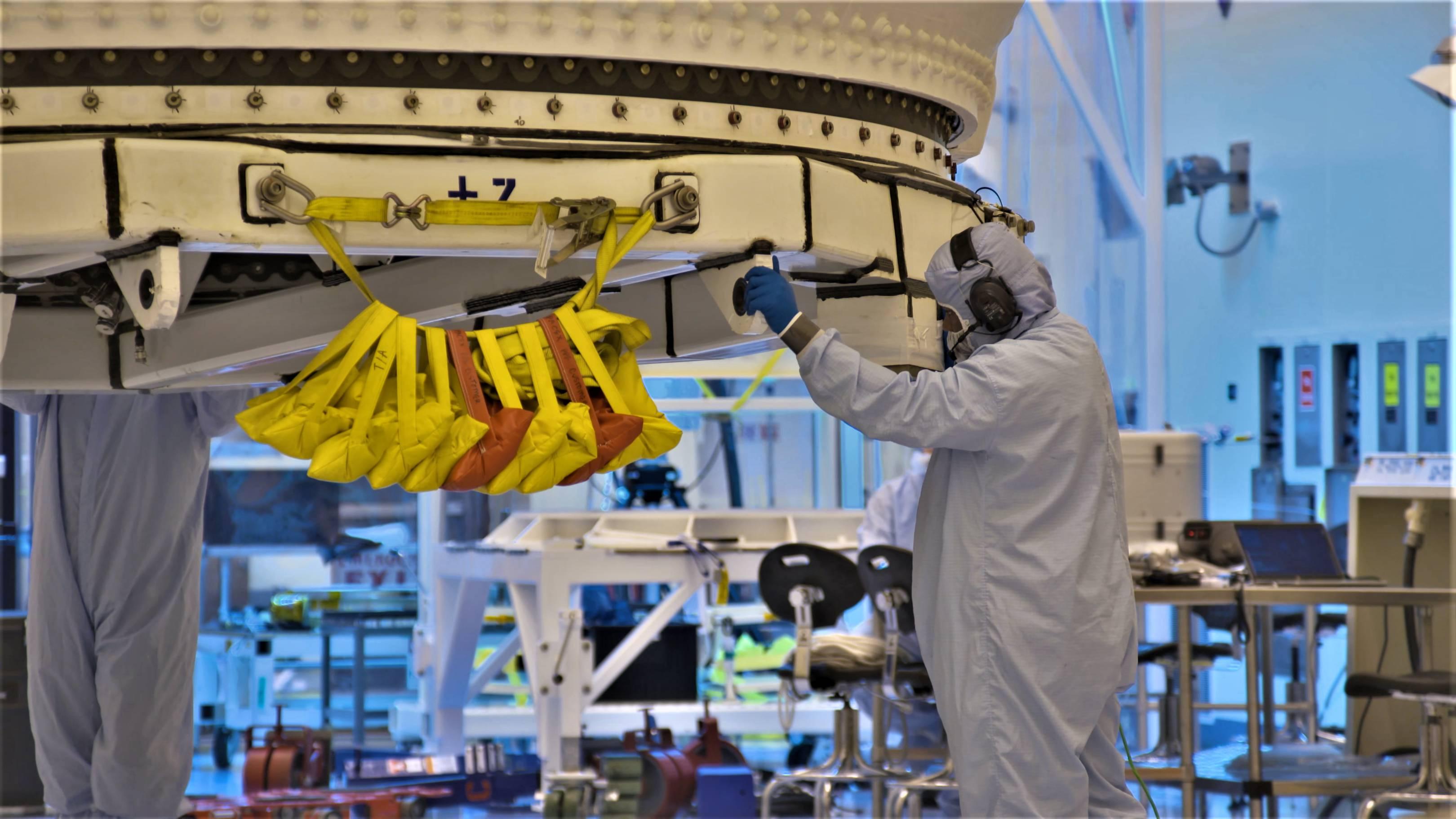 TESS Falcon 9 fairing (NASA) 26(c)