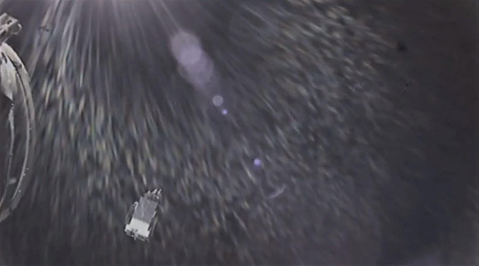 Telstar 18V deployment (SpaceX) 2