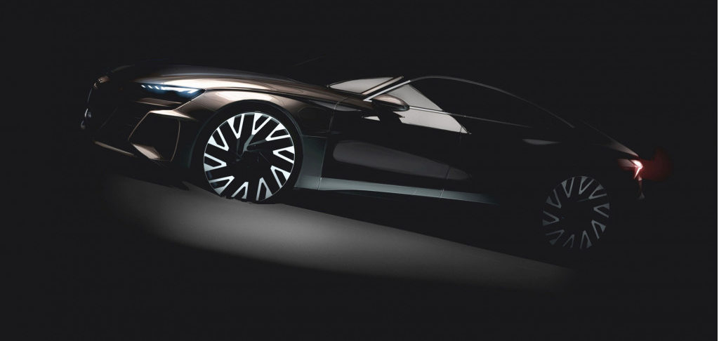 Porsche Taycan To Serve As Platform For Audis Upcoming Sport Etron - Audi concept