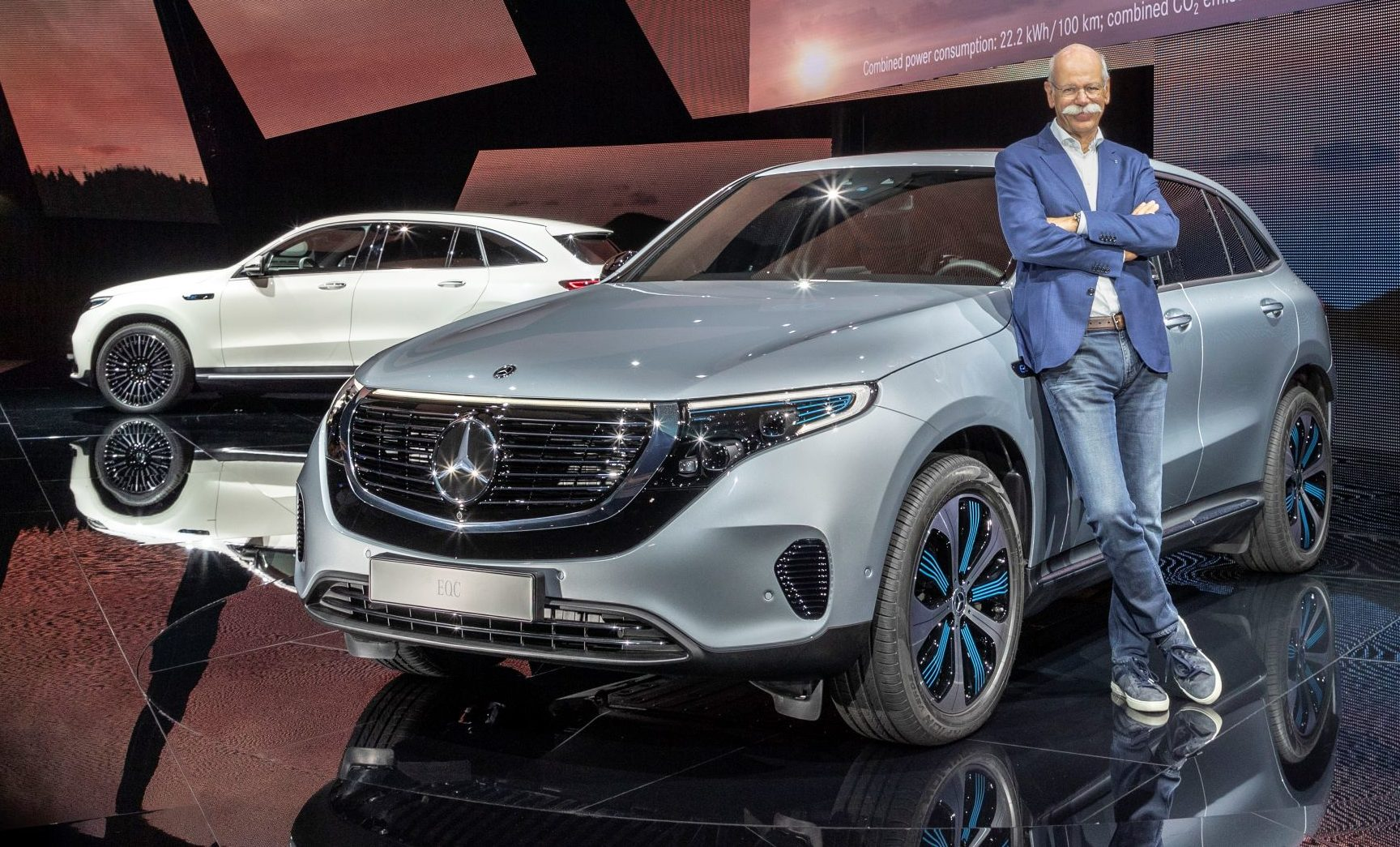 Once-hailed 'Tesla Killer' Mercedes-Benz EQC sells less than 700 since launch: report