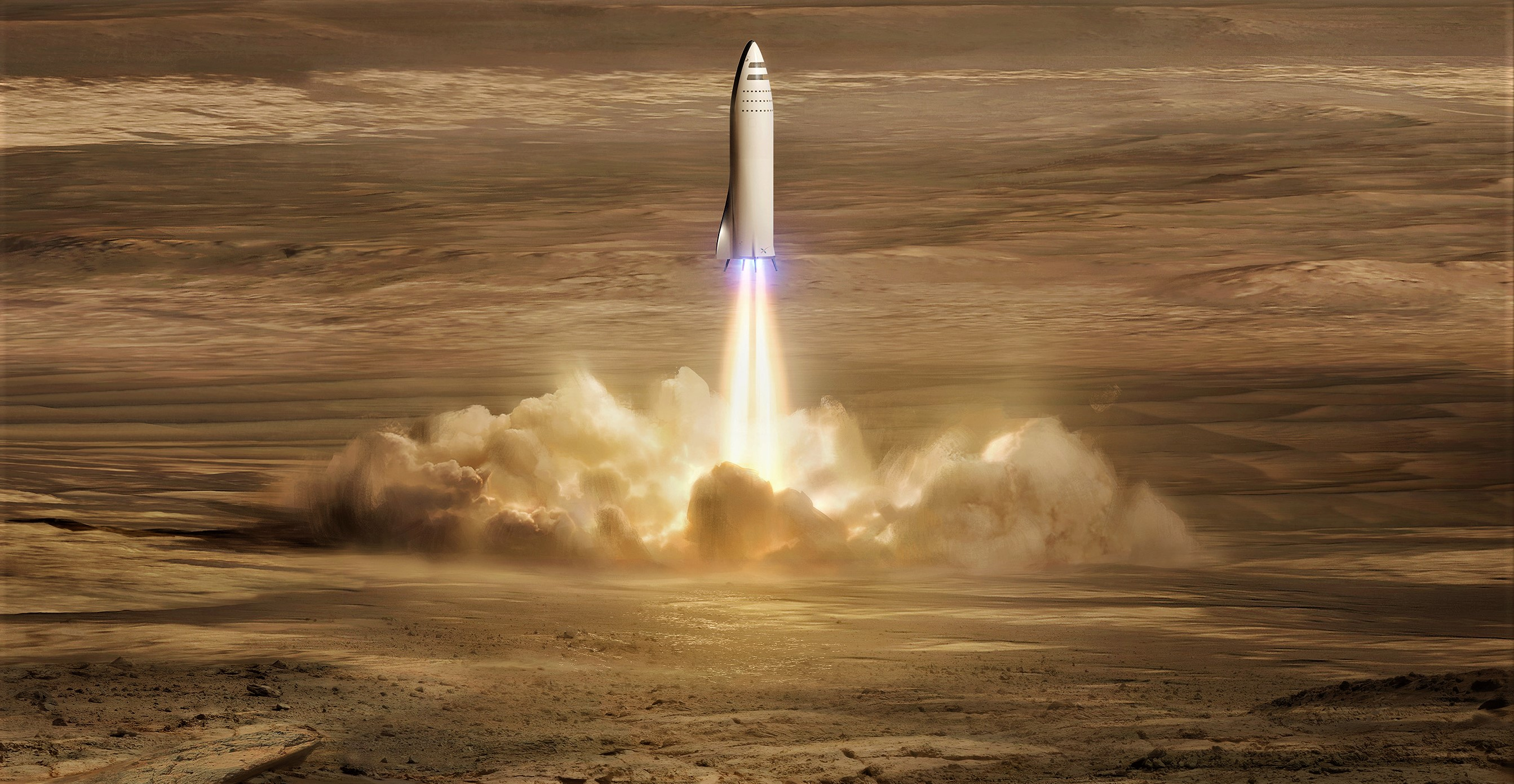 Spacex President Gwynne Shotwell Expects Bfr Spaceship Hop Tests In