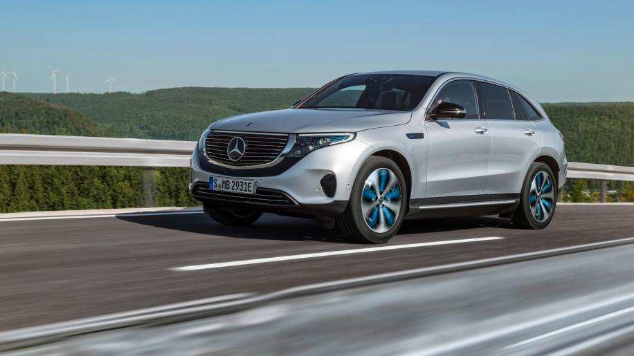 Der neue Mercedes-Benz EQC – der erste Mercedes-Benz der Produkt