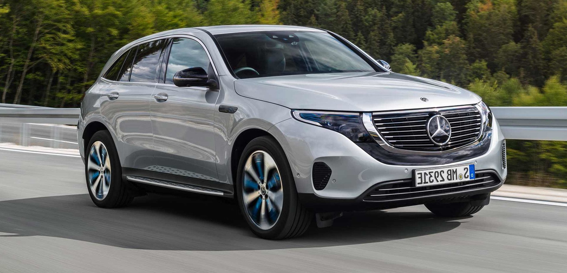 tesla rival mercedes-benz eqc to adopt gradual production ramp over
