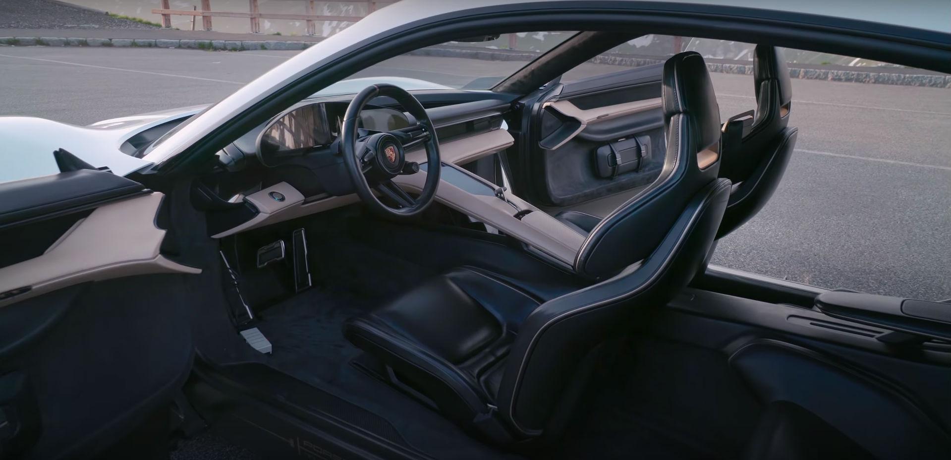 Porsche Taycan Interior Teslarati Com