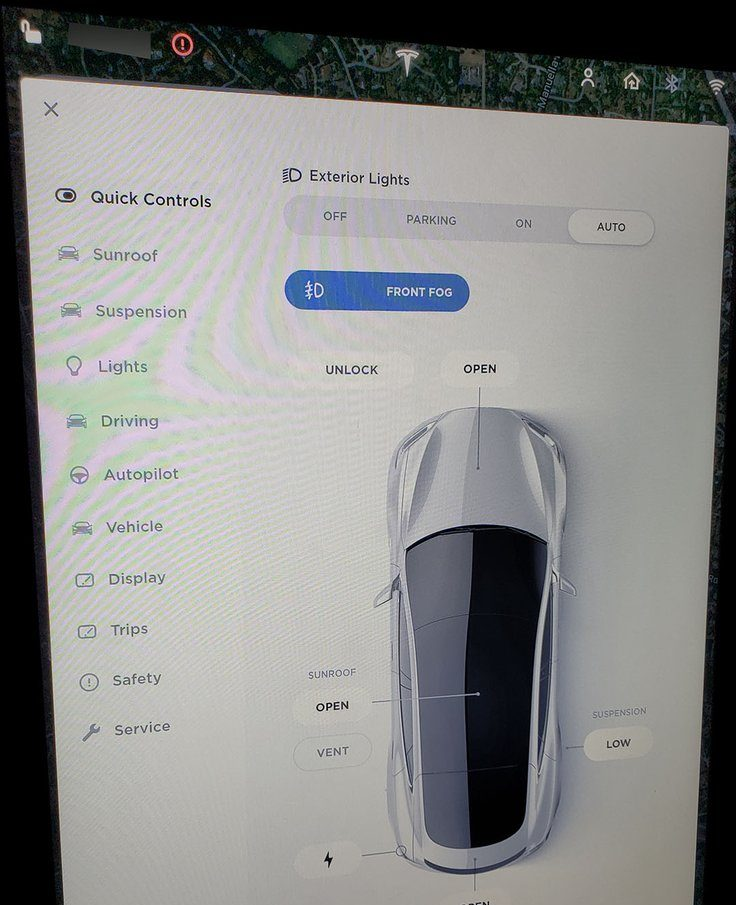 Tesla Software V9 Sneak Peek Ui Overhaul Drive On Nav