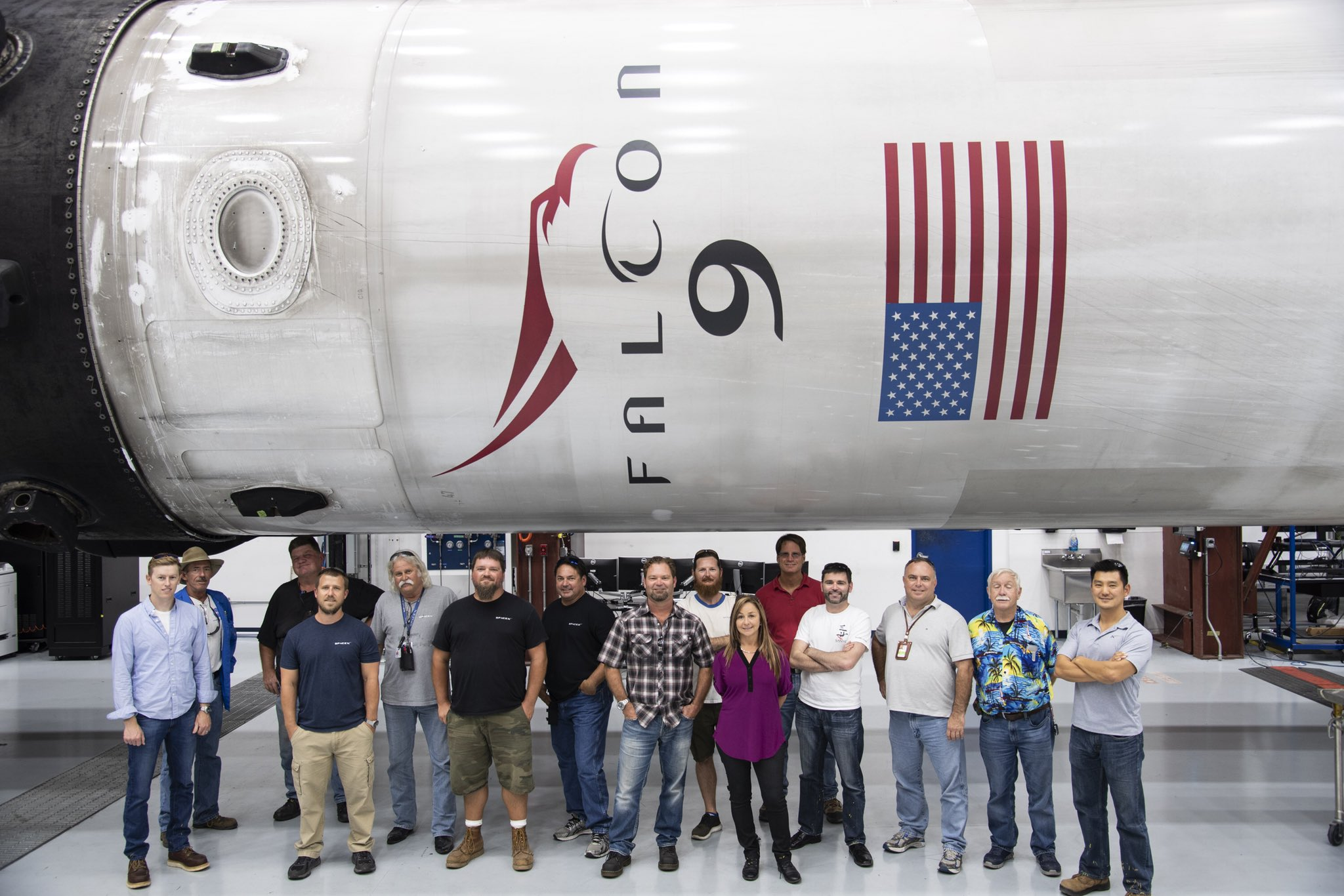 SpaceX delays expendable Falcon 9 satellite launch for an unprecedented second static fire test