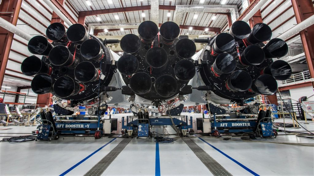 SpaceX to attempt back-to-back Falcon Heavy launches with