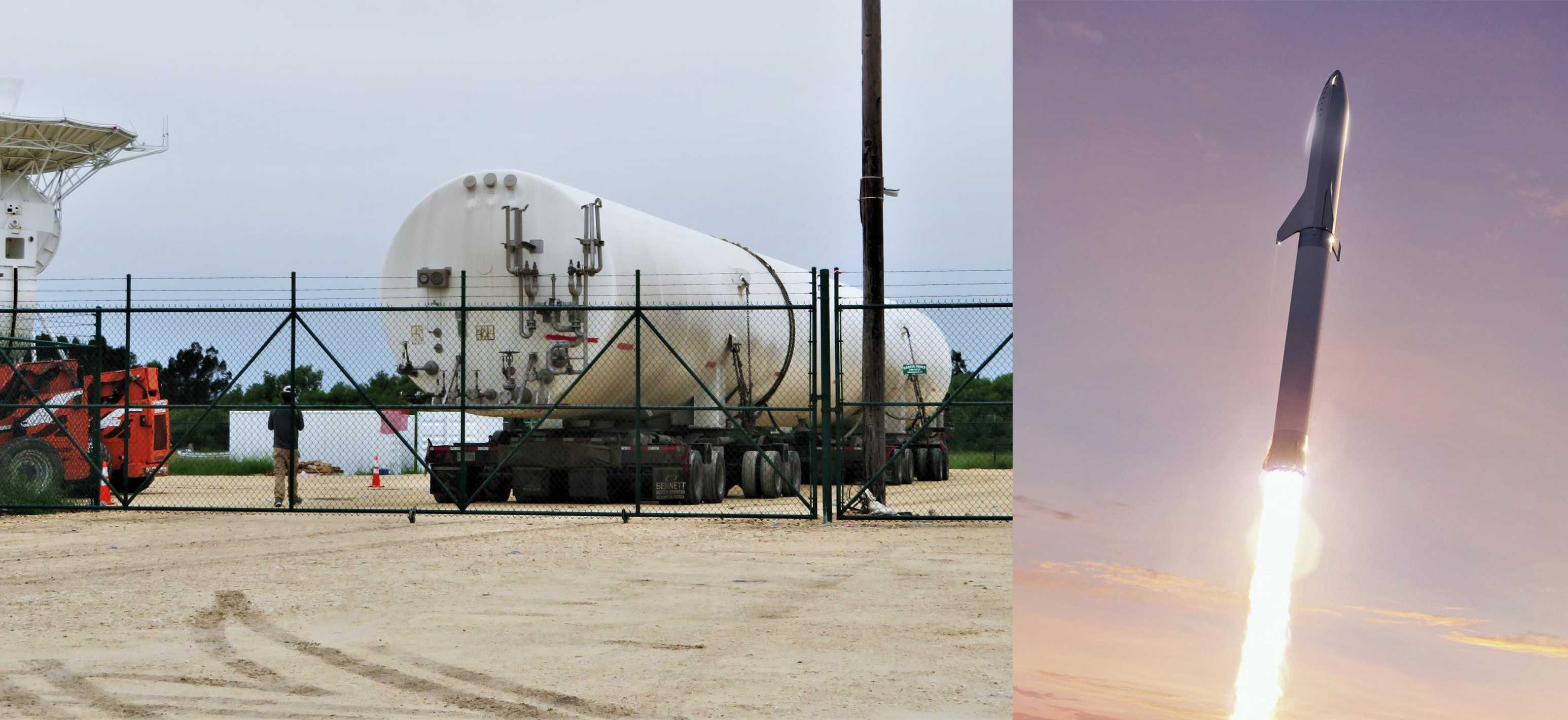 LNG tank arrival 102318 + BFR (bocachicagal) feature 3