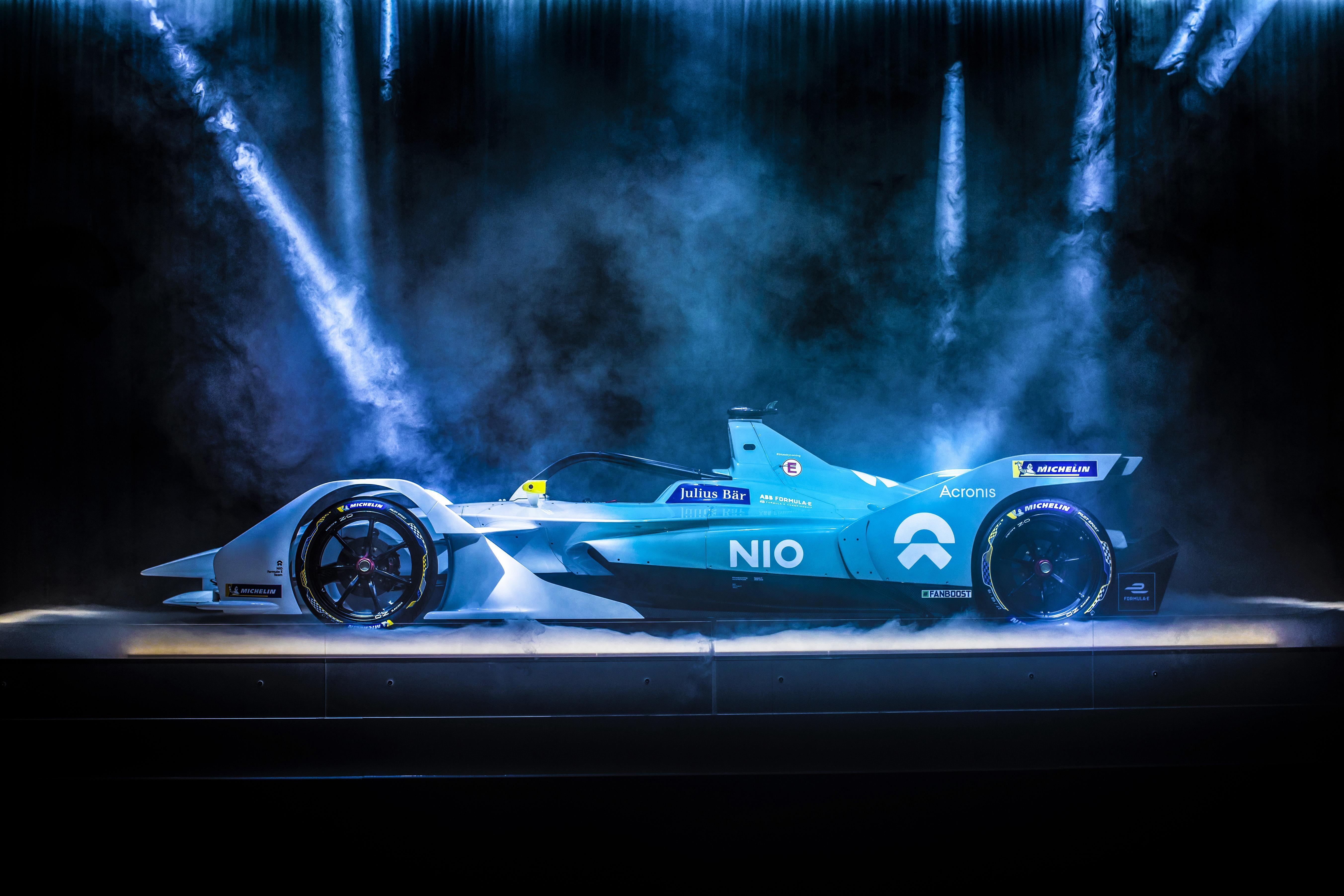 NIO Formula E GEN2