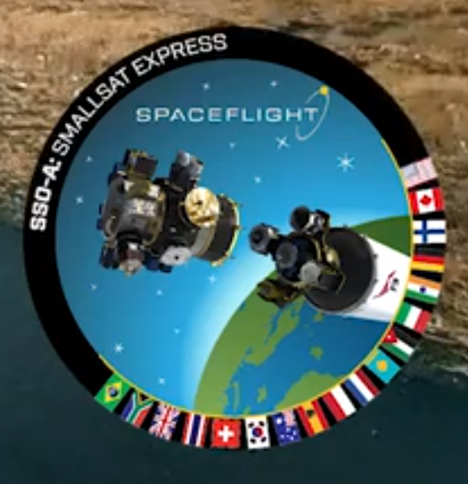 SSO-A patch (Spaceflight)