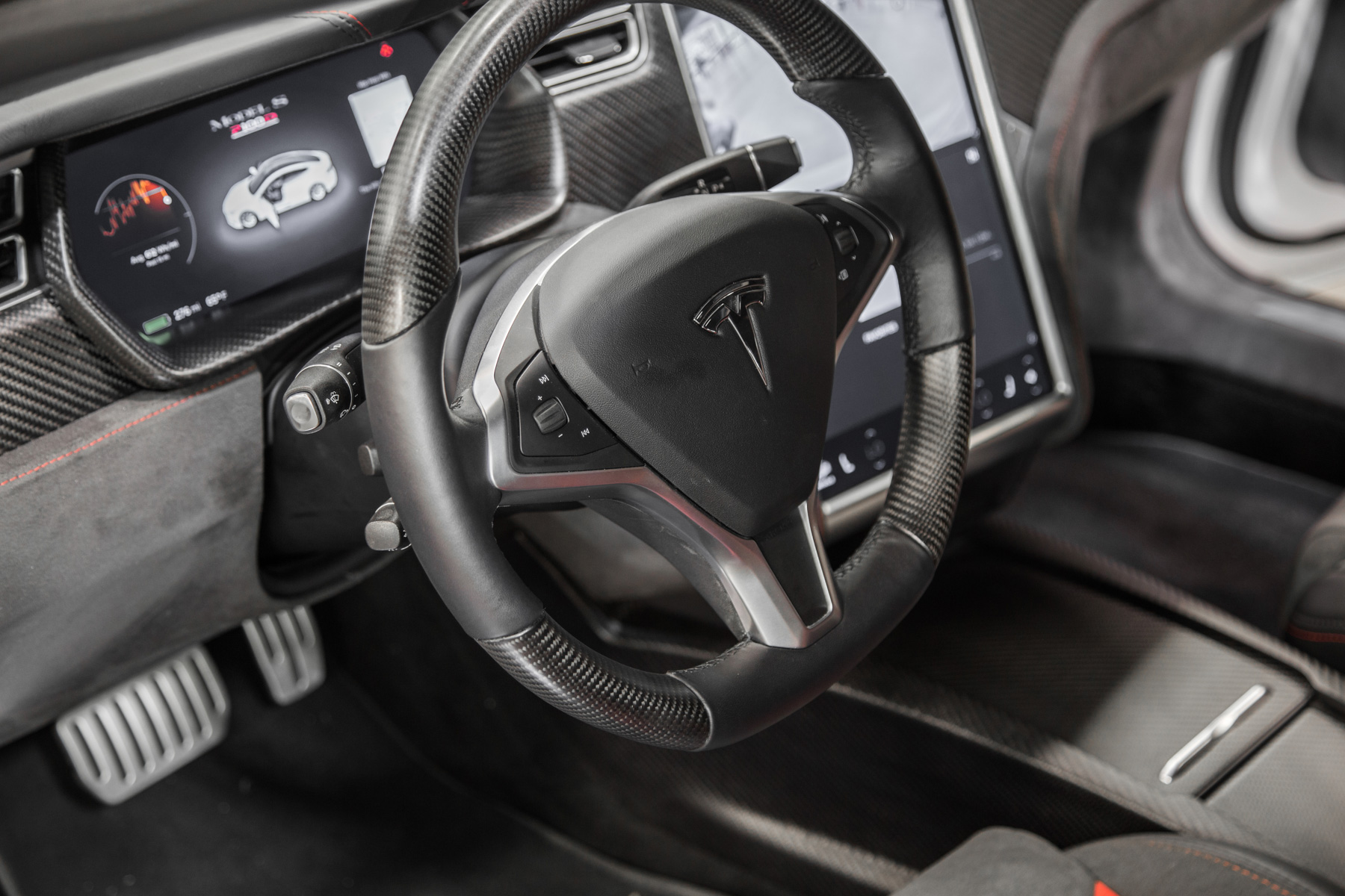 Unplugged Performance S-APEX Tesla Model S P100D _17